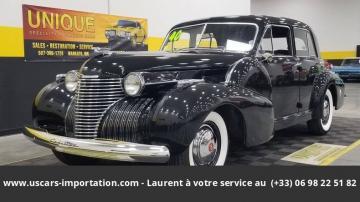 1940 Cadillac 60 346 Monoblock V8 1940 Prix tout compris