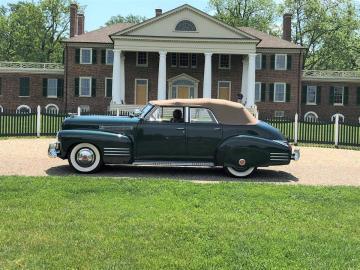 1941 Cadillac 62 ^400 Exemplaires V8 Hydra-Matic 1941 Prix tout compris