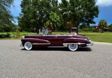 1947 Cadillac 62 1947 Prix tout compris