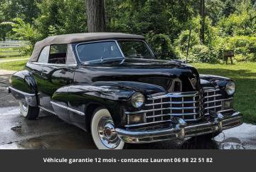 1947 Cadillac 62 V8 1947 Prix tout compris