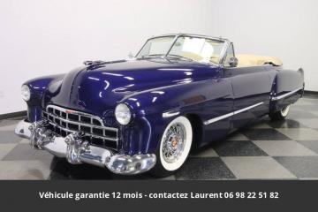 1948 Cadillac 62 502 cubic-inch big block V8 1948 Prix tout compris