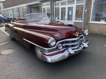1951 Cadillac 62 V8 1951 Prix tout compris