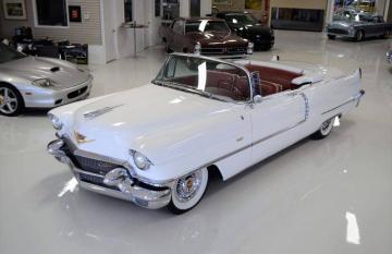 1956 Cadillac 62 Cabriolet 1956 Prix tout compris