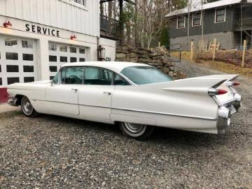 1959 Cadillac 62 1959 Prix tout compris
