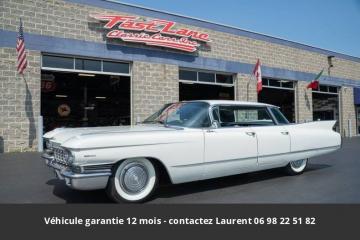 1960 Cadillac 62 Flattop 390 V8 1960 Prix tout compris