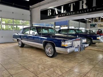 1990 Cadillac Brougham V8 1990 Prix tout compris