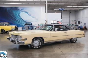 1973 Cadillac Eldorado 8.2 Liter V-8 – 500ci Prix tout compris