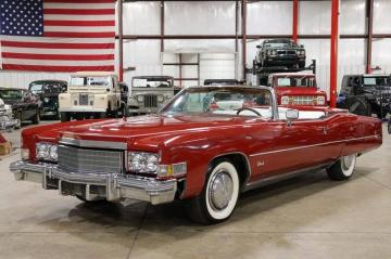 1974 Cadillac Eldorado 500CI V8 8.2L 3 Speed Prix tout compris