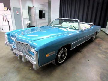 1976 Cadillac Eldorado V8 1976 Prix tout compris