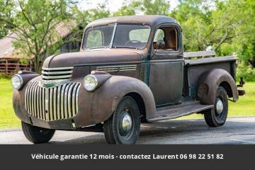 1946 Chevrolet 3100 1946Prix tout compris hors homologation 4500 €