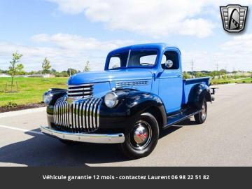 1946 Chevrolet 3100 Prix tout compris hors homologation 4500 €