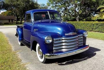 1949 Chevrolet 3100 1949 Prix tout compris