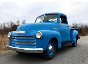 1949 Chevrolet 3100 Pick Up Mythique de 1949 Prix tout compris