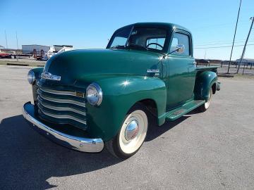 1950 Chevrolet 3100 1950 Prix tout compris