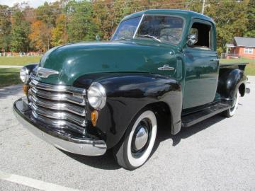 1950 Chevrolet 3100 1950 235 Prix tout compris