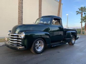 1950 Chevrolet 3100 350 V8 1950 Prix tout compris
