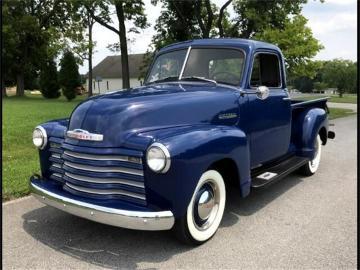 1951 Chevrolet 3100 Pick Up caisse courte de 1951 Prix tout compris