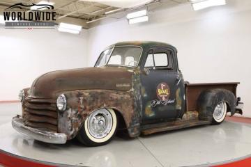 1951 Chevrolet 3100 1951 Prix tout compris