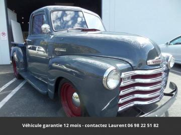 1952 Chevrolet 3100 12V 1952 Prix tout compris