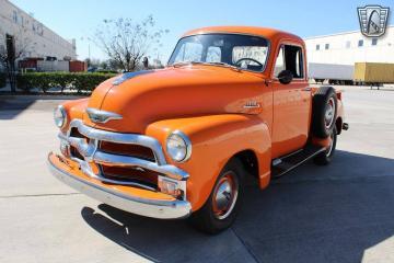 1954 Chevrolet 3100 Jerry J Moore Collection out of Houston 1954 Prix tout compris