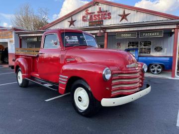 1949 Chevrolet 3600 1949 Prix tout compris