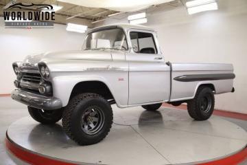 1958 Chevrolet Apache V8 1958 Prix tout compris