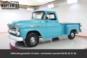 1958 Chevrolet Apache 1958 Prix tout compris