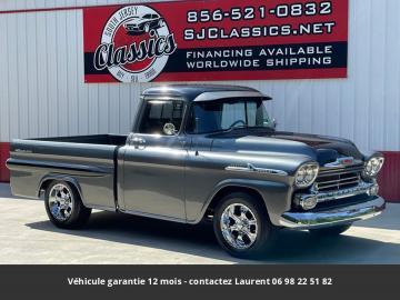 1958 Chevrolet Apache 350 V8 1958 Prix tout