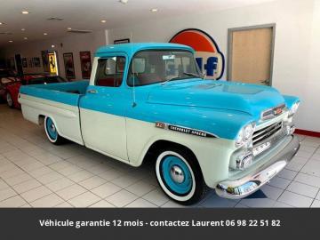 1959 Chevrolet Apache V8 350 1959 Prix tout compris