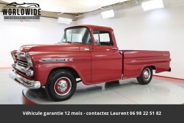 1959 Chevrolet Apache 1959 Prix tout compris