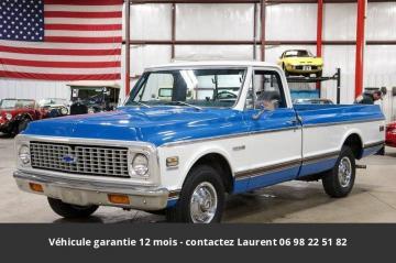 1971 Chevrolet C10 350ci V8 1971 Prix tout compris