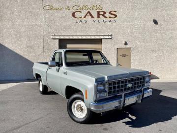 1980 Chevrolet C10 V8 350 4*4 1980 Prix tout compris