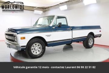 1969 Chevrolet C20 396 V8 1969 Prix tout compris