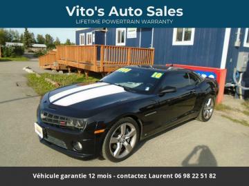 2010 chevrolet camaro 2SS 426 hp 6.2L V8 2010 Coupe Prix tout compris hors homologation 4500 €