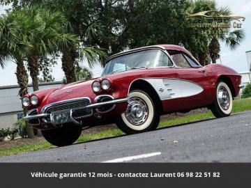1961 Chevrolet Corvette 327 V8 1961 Prix tout compris