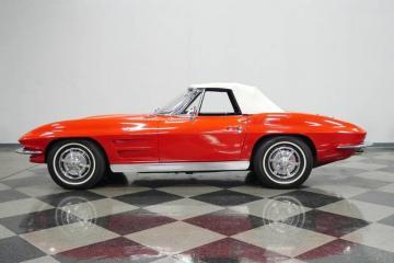 1963 Chevrolet Corvette 327 V8 1963 Prix tout compris