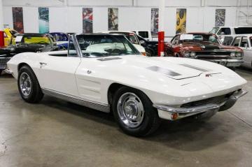 1963 Chevrolet Corvette C2 V8 350 Prix tout compris