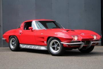 1963 Chevrolet Corvette C2 Split-Window 396 Big block1963 Prix tout compris
