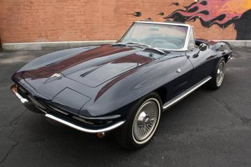 1964 Chevrolet Corvette Matching numbers L76 365HP 1954 Prix tout compris