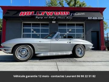 1964 Chevrolet Corvette V8 1964 Prix tout compris