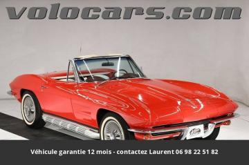 1964 Chevrolet Corvette 327 V8 1964 Prix tout compris