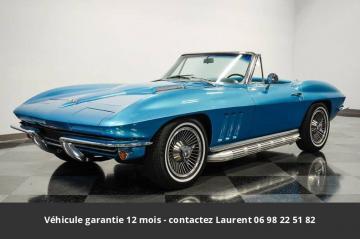 1966 Chevrolet Corvette 454 V8 Prix tout compris