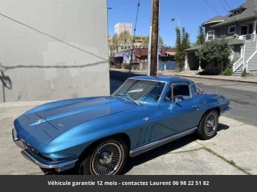 1966 Chevrolet Corvette V8 327-300hp 1966 Prix tout compris