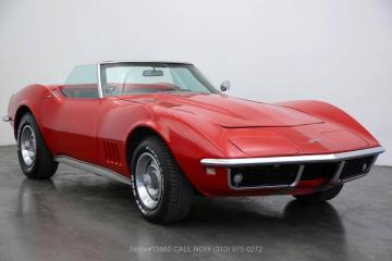 1968 Chevrolet Corvette V8 1968 Prix tout compris