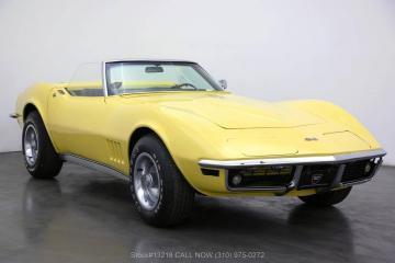 1968 Chevrolet Corvette 327 V8 1968 Prix tout compris