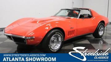 1969 Chevrolet Corvette L36 427 1969 Prix tout compris
