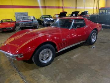 1971 chevrolet corvette V8 1971 Prix tout compris