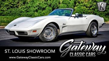 1973 Chevrolet Corvette V8 1973 Prix tout compris