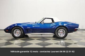 1973 Chevrolet Corvette V8 350 1973 Prix tout compris