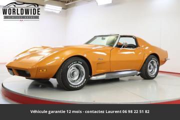 1973 Chevrolet Corvette 350 V8 1973 Prix tout compris